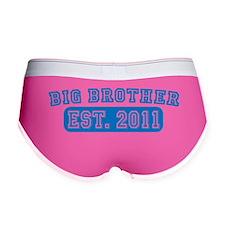 BIG BROTHER EST 2011 3 Women's Boy Brief