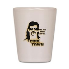 CoolTown Shot Glass