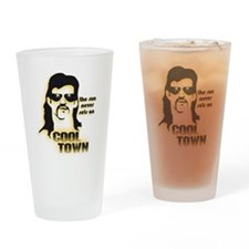 CoolTown Drinking Glass