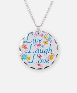 7-livelaugh Necklace