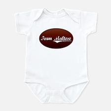 Team Maltese Infant Bodysuit