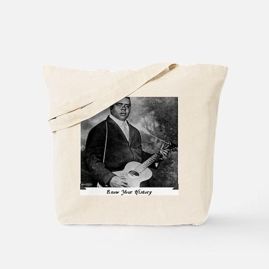 2-blindlemonjeffersonbig Tote Bag
