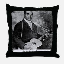 2-blindlemonjeffersonbig Throw Pillow