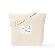 AngelCat Haven Tote Bag