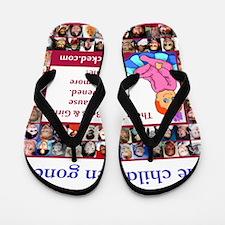 Children Gone Flip Flops