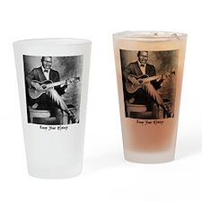 blindblakebig Drinking Glass