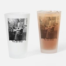 2-charleypattonbig Drinking Glass