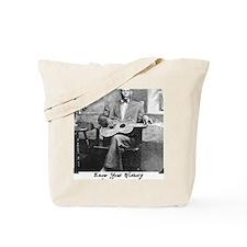 2-charleypattonbig Tote Bag
