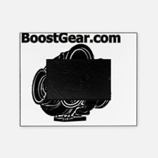 BoostGear - Cartoon Turbo - White Sh Picture Frame