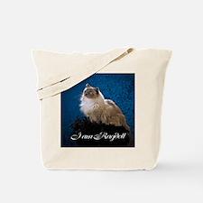 Zoey Mousepad Tote Bag