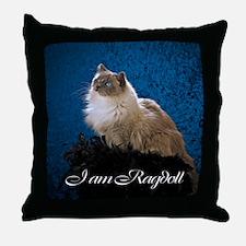 Zoey Mousepad Throw Pillow