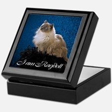 Zoey Mousepad Keepsake Box