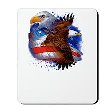 Eagle life Liberty Mousepad