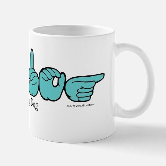 I_Love_DogFSbs Mug