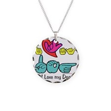 I_Love_DogFS Necklace