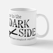 dark side-mid Mug