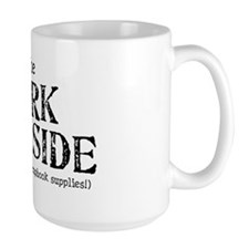 dark side-mid Mug