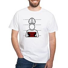 arrestpope_button Shirt