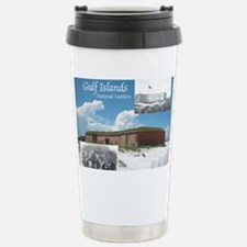 gulfislandsns1 Stainless Steel Travel Mug