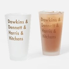 4Names Drinking Glass