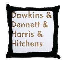4Names Throw Pillow