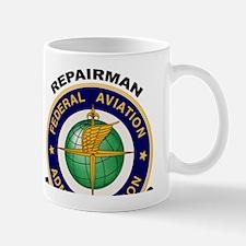 FAA_Logo_Color_Repair-patch Mug