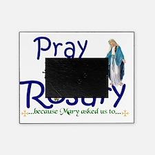 pray_big_banner Picture Frame