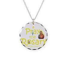 2-pray_10x10_yellow Necklace