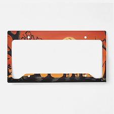 witchygrad License Plate Holder