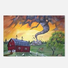 twister Postcards (Package of 8)
