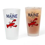 Maine Pint Glasses
