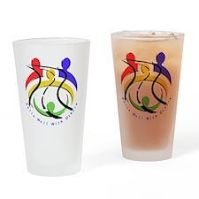 2-RLS Drinking Glass
