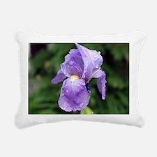 iris-greet1977 Rectangular Canvas Pillow