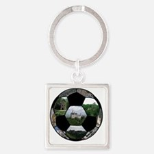 german football Square Keychain