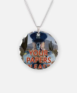 papers_please1 Necklace