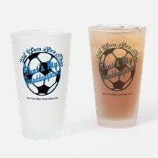 DidYouSeeThatGranddaughter Drinking Glass