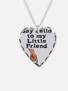 say-hello Necklace