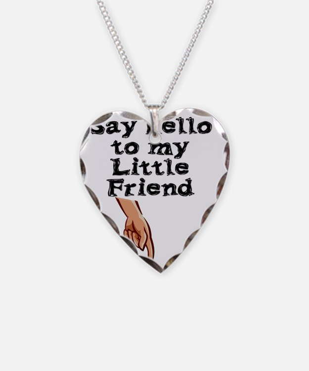 say-hello Necklace