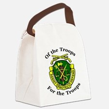 ofthetroopsmp.gif Canvas Lunch Bag