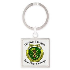 ofthetroopsmp.gif Square Keychain