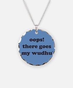 wudhu_blues Necklace