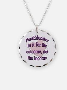 paraed purple copy Necklace