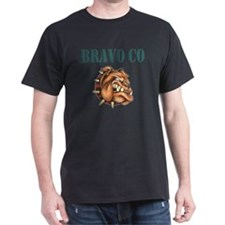 bravo co bulldog white.gif T-Shirt