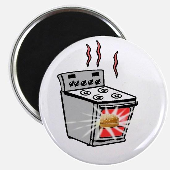 Bun in oven Magnet