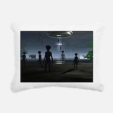 FARMCAFPRESS Rectangular Canvas Pillow