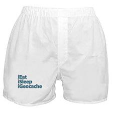 Unique Geocache tupperware Boxer Shorts