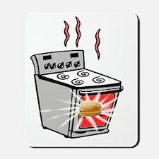 Bun in oven2 Mousepad