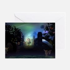 Somewhere Only We Know Greeting Card