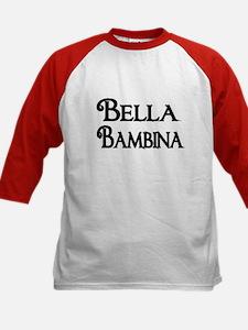 Bella Bambina 2 Baseball Jersey