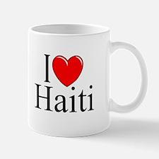 """""""I Love Haiti"""" Mug"""